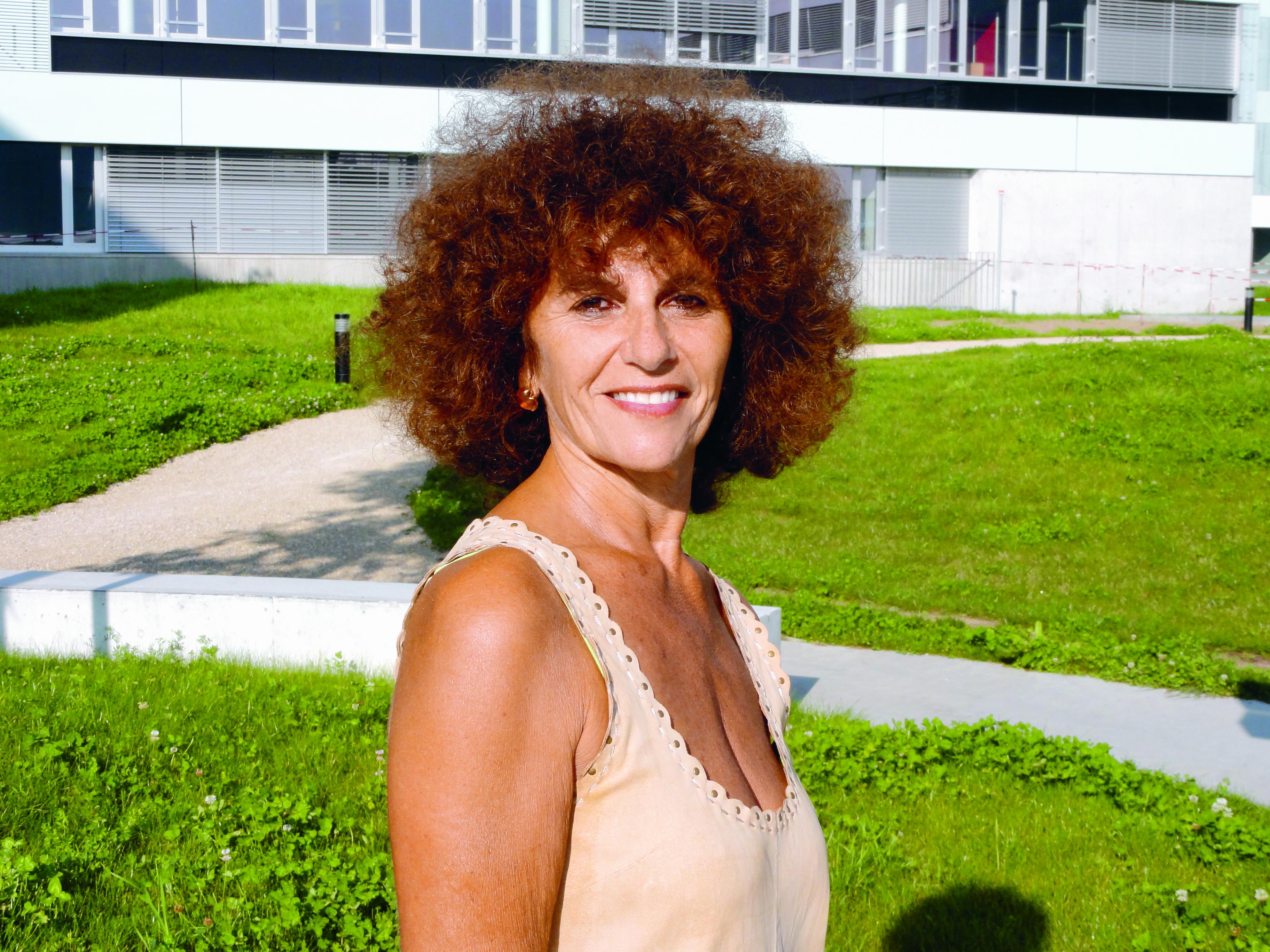 Nadine Reichenthal : «Les quotas obligent les décideurs à regarder plus loin que leur carnet d'adresses habituel»