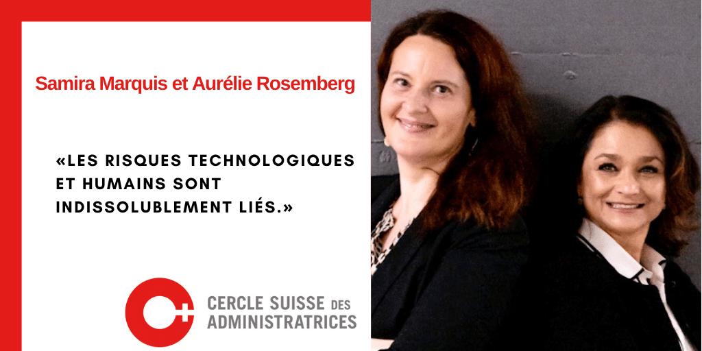 """Transformer les CA avant de transformer les organisations"" par Samira Marquis et Aurélie Rosemberg"