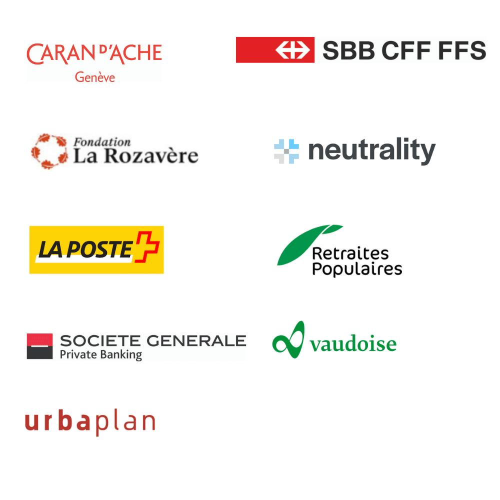 entreprises de soutien CSDA 2021