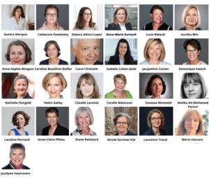comité de rédaction du cercle suisse des administratrices