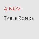 table ronde deloitte du 4 novembre